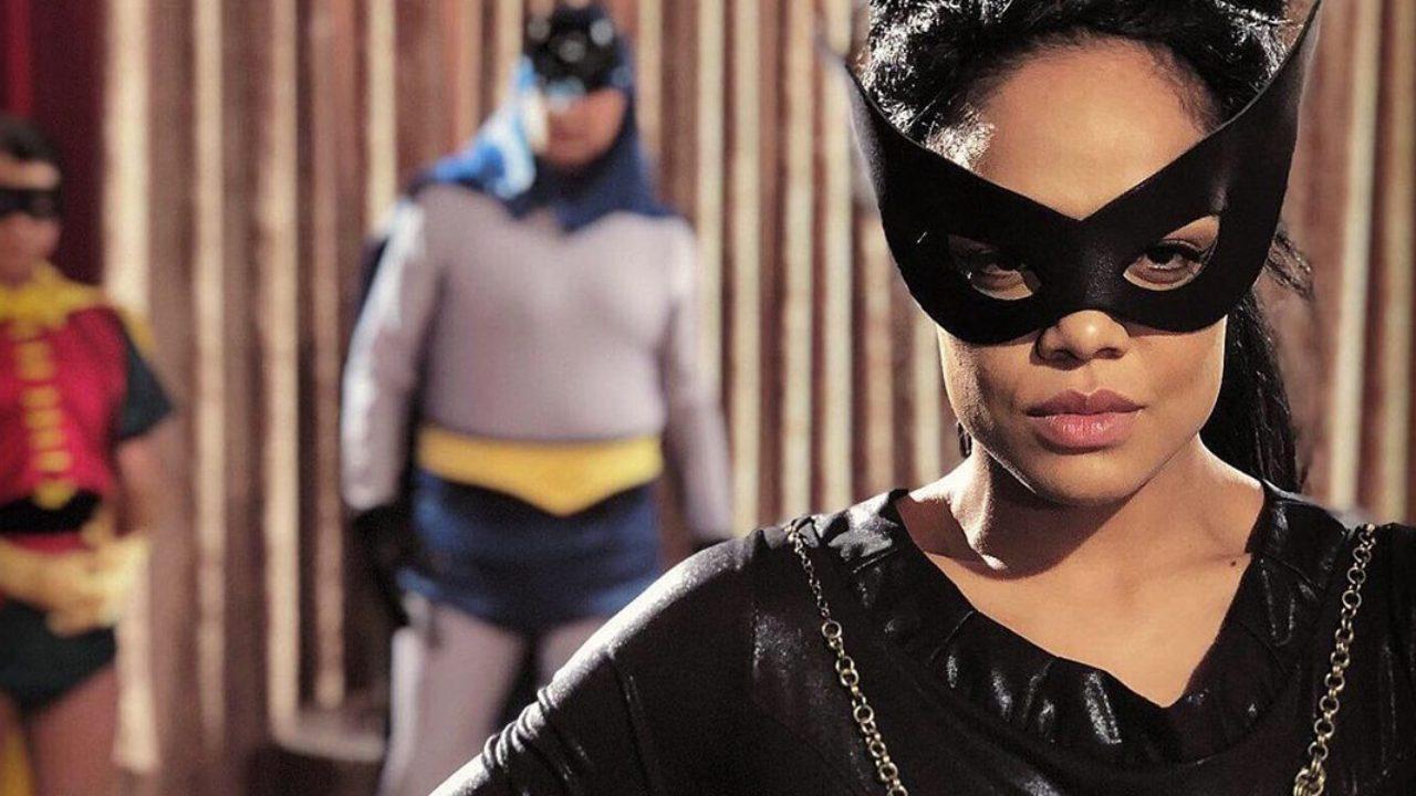 The Batman : L'interprète De Catwoman Pourrait Être Une destiné Masque De Catwoman A Imprimer