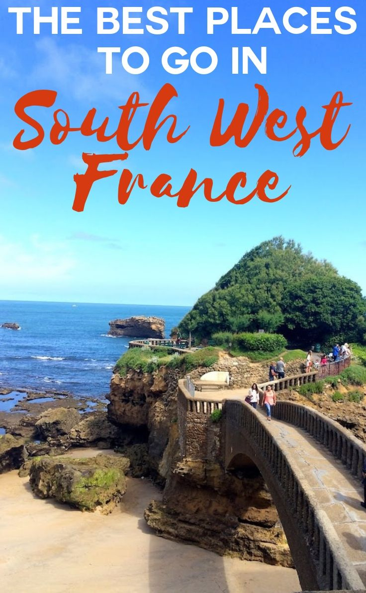 The Best Towns Of South West France – Where To Go In avec Nouvelle Region France