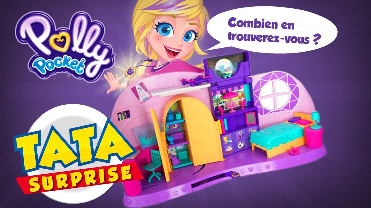 The Difference Game Polly- Le Jeux Des Différences Polly Pocket dedans Jeux De Différence
