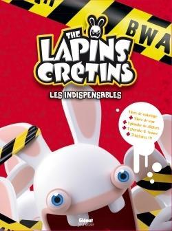 The Lapins Crétins - Activités - Les Indispensables - Librairie Eyrolles concernant Lapin Crétin À Colorier