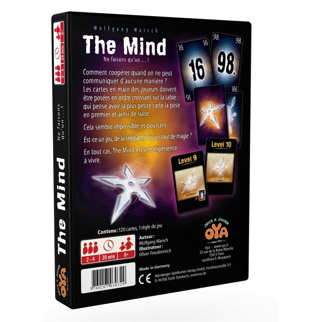 The Mind à Jeux 3 À La Suite