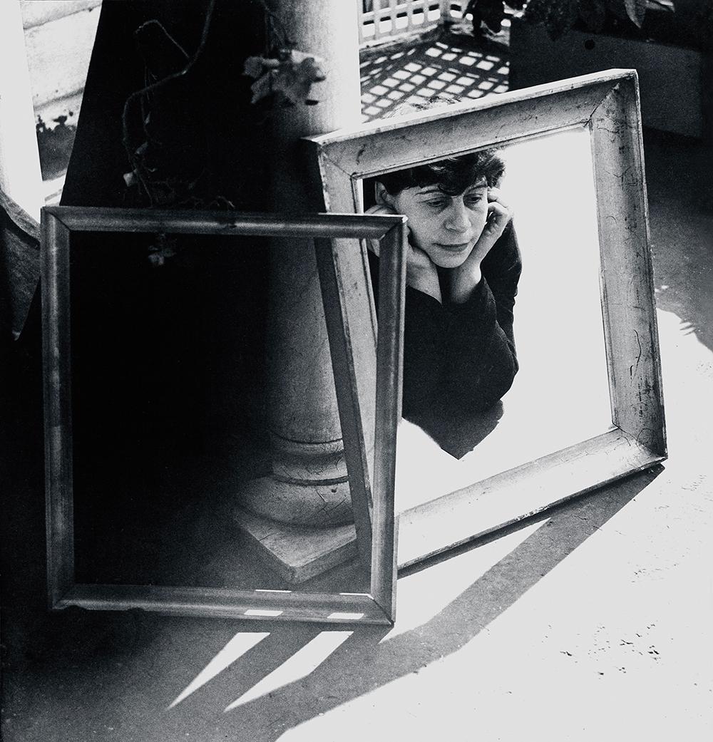 """The Mirror And Self-Identity"""" By Diana C. Du Pont - Le à Jeu Des Différences En Ligne"""