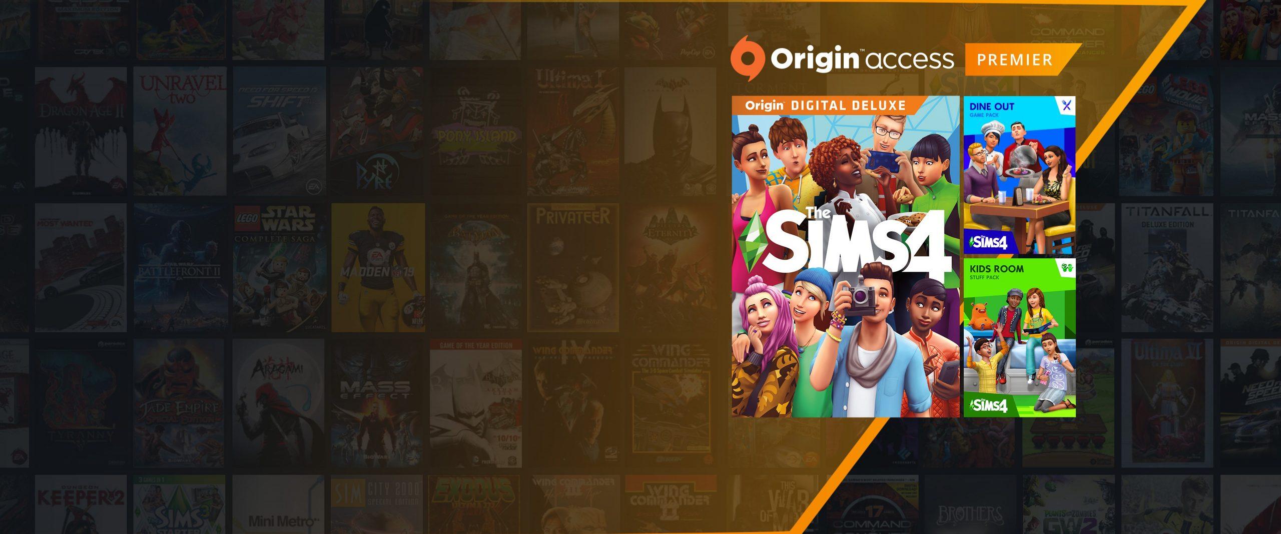 The Sims™ 4 avec Jeu De Difference Gratuit