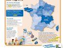 Tics En Fle: Decouverte Visuelle : La France  Ses Régions à Apprendre Les Régions De France