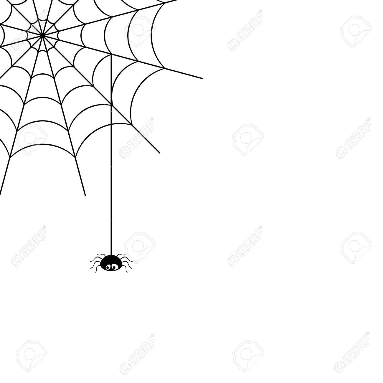 Toile D'araignée tout Dessin Toile Araignée