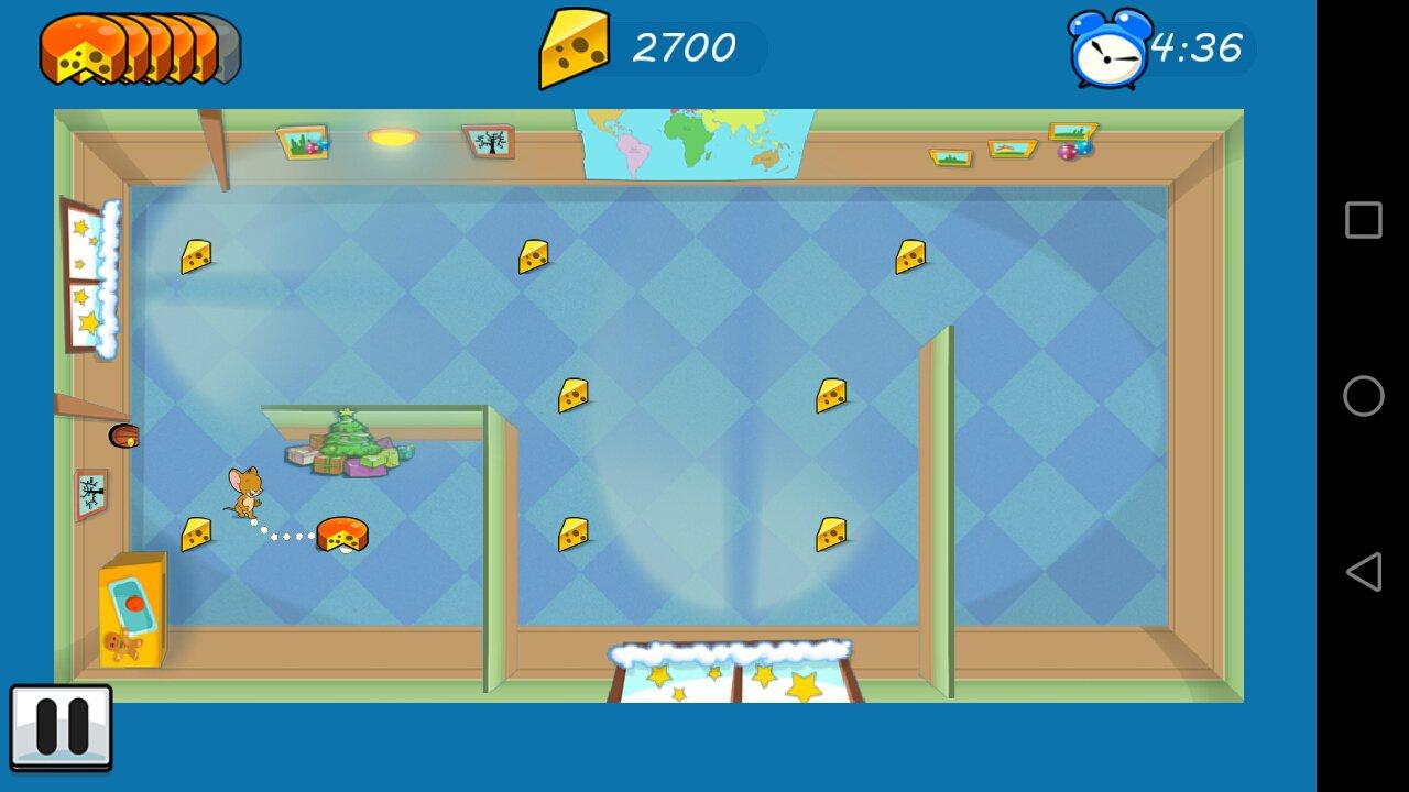 Tom & Jerry: Labyrinthe 1.0.23 - Télécharger Pour Android intérieur Jeux De Labyrinthe Gratuit
