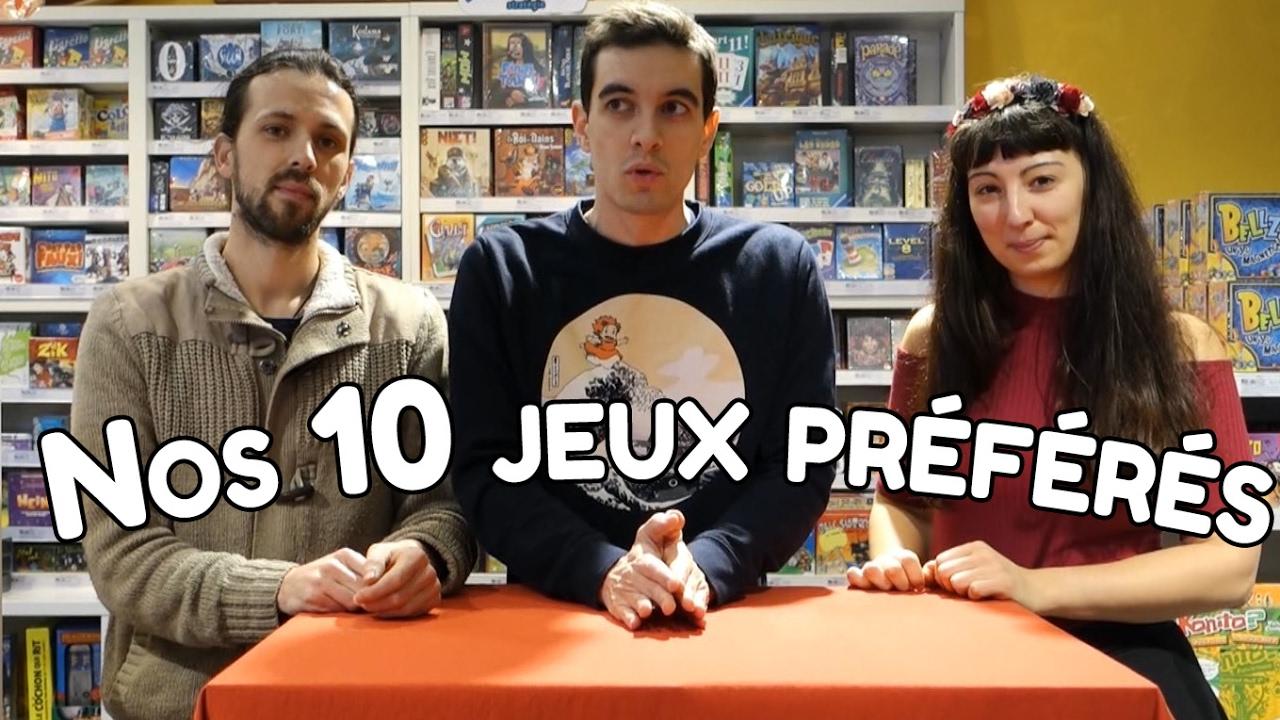 Top 10 De Nos Jeux De Société Préférés 😍 ! avec Jeux Societe Interactif