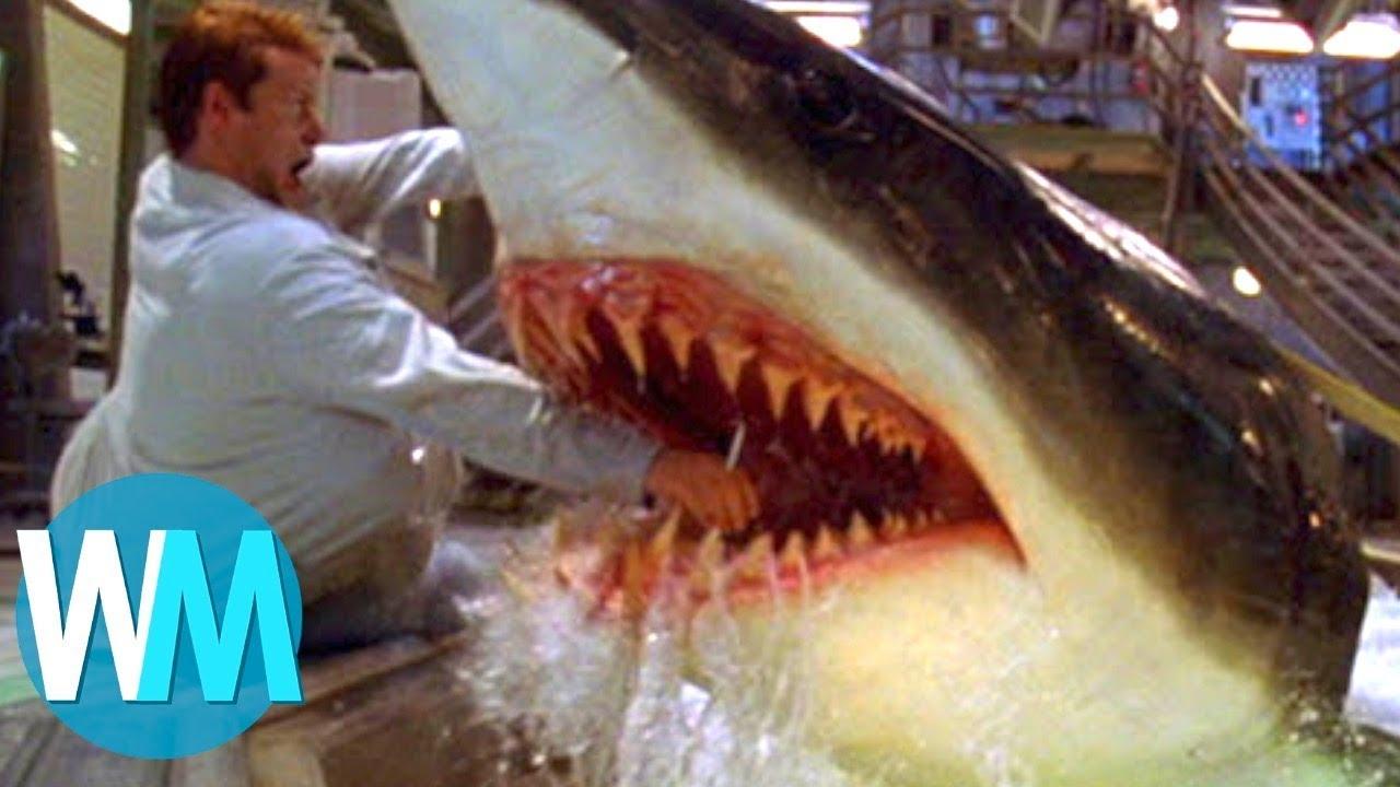 Top 10 Des Attaques De Requin Les Plus Terrifiantes ! dedans Requin Jeux Video