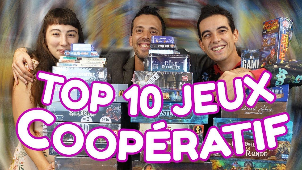 Top 10 Des Jeux Coopératifs : Le Top Idéal pour Jeux Societe Interactif