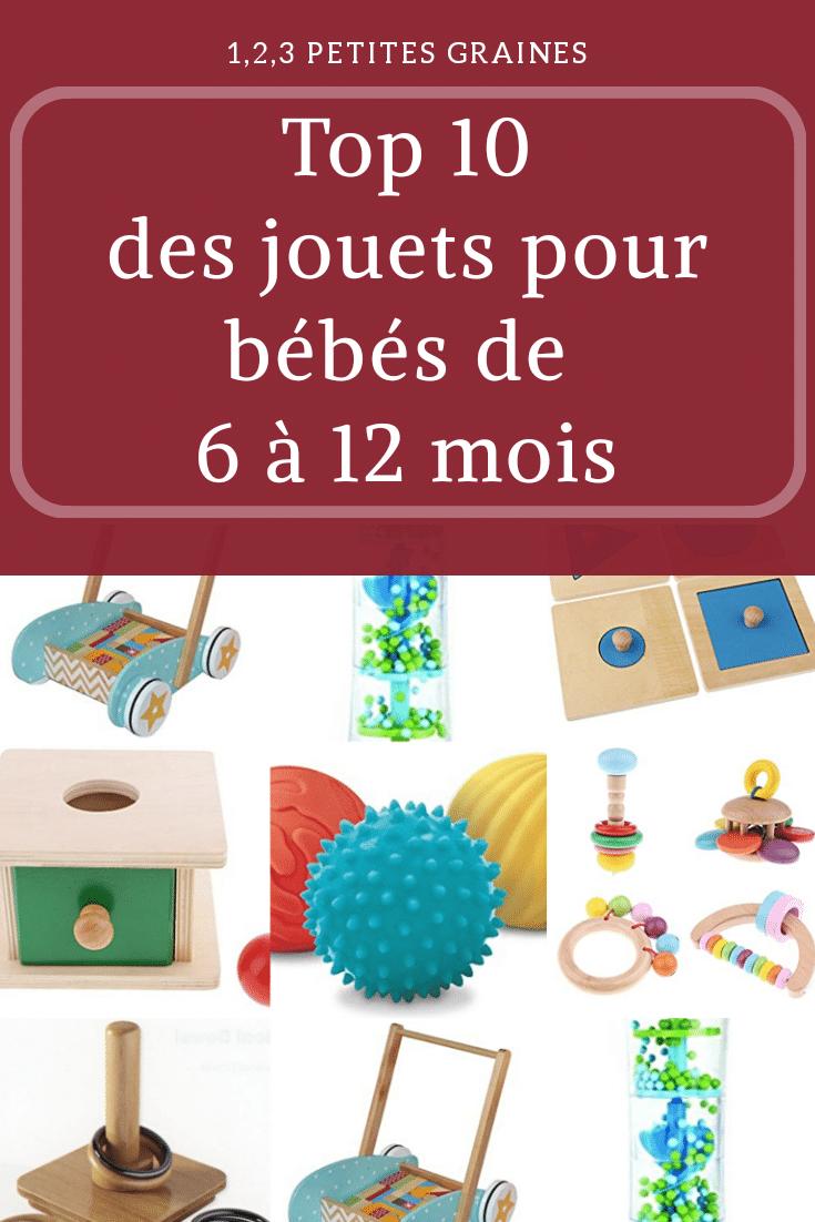 Top 10 Des Jeux Pour Les Bébés De Moins D'1 An - 1,2,3 intérieur Jeux Pour Les Bébé De 1 Ans
