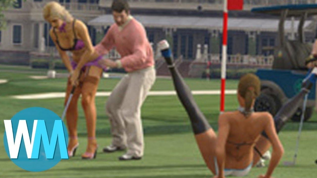 Top 10 Des Jeux Vidéo Interdits ! intérieur Jeu En Ligne Pour Adulte