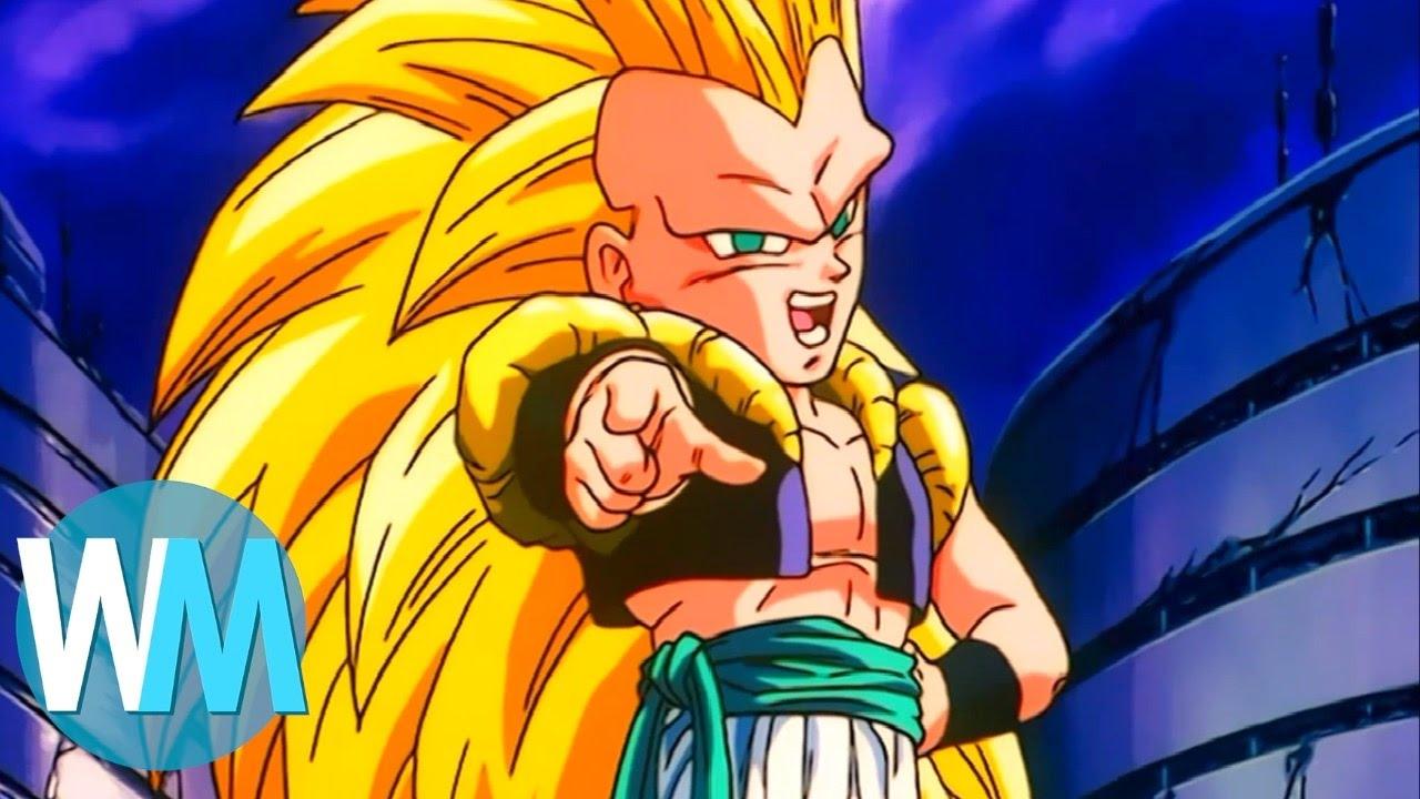 Top 10 Des Meilleures Transformations De Dragon Ball Z concernant Dessin Animé De Dragon Ball Z