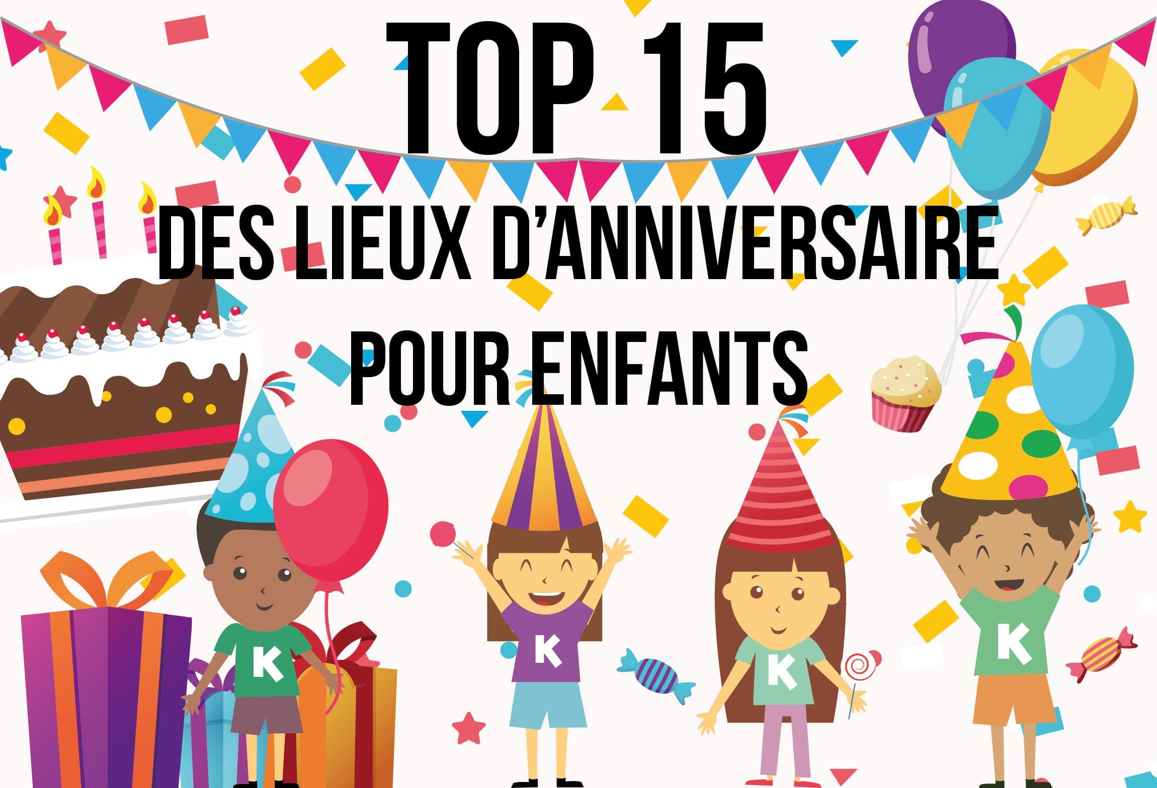 Top 15 Des Lieux En Île-De-France Pour Organiser Un encequiconcerne Jeux Gratuit Pour Garcon De 4 Ans