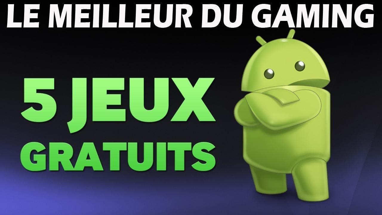 Top 5 Des Meilleurs Jeux Android Gratuits intérieur Jeux Rigolos Gratuits