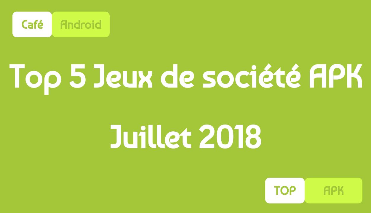Top 5 Jeux De Société Apk Gratuit Juillet 2018 - Café Android tout Jeux Societe Gratuit