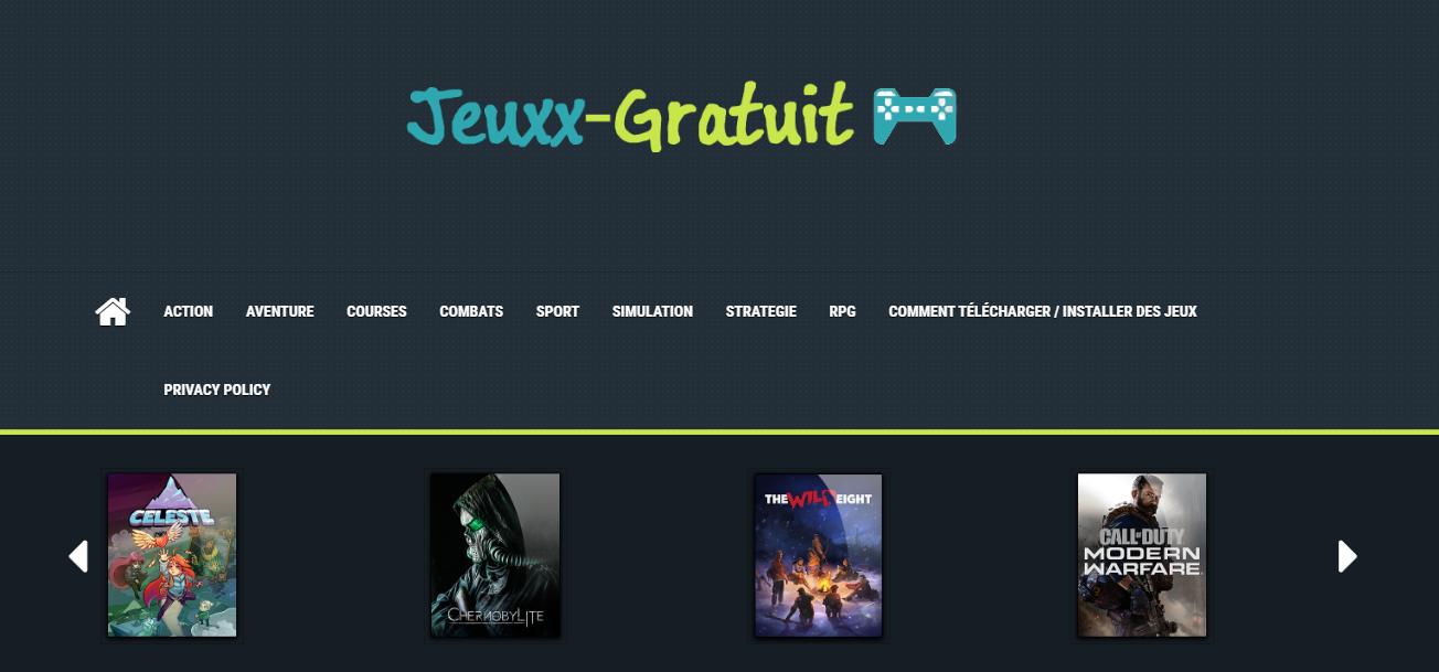 Top 7+ Sites De Téléchargement Jeux Pc Gratuits 2020 (Update) concernant Site Pour Telecharger Des Jeux Pc Complet Gratuit