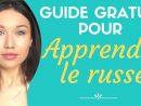 Top Des Phrases Et Des Verbes Conjugués Russes (Guide Gratuit Pour  Apprendre Le Russe) tout Apprendre Le Russe Facilement Gratuitement