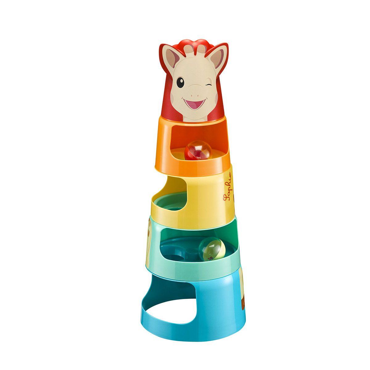 Tour De Sophie La Girafe - Jouets D'éveil Et Peluches - La encequiconcerne Jeux De Girafe Gratuit