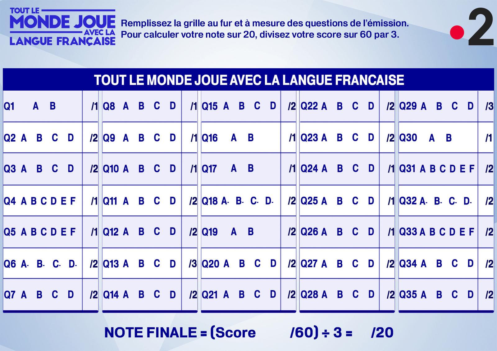 Tout Le Monde Joue Avec La Langue Française : Imprimez La encequiconcerne Jeux Anagramme Gratuit A Telecharger