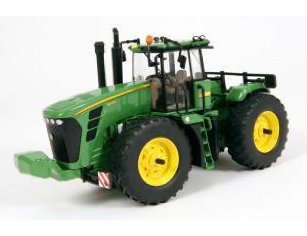Tracteur Articulé John Deere 9530 à Dessin Animé De Tracteur John Deere