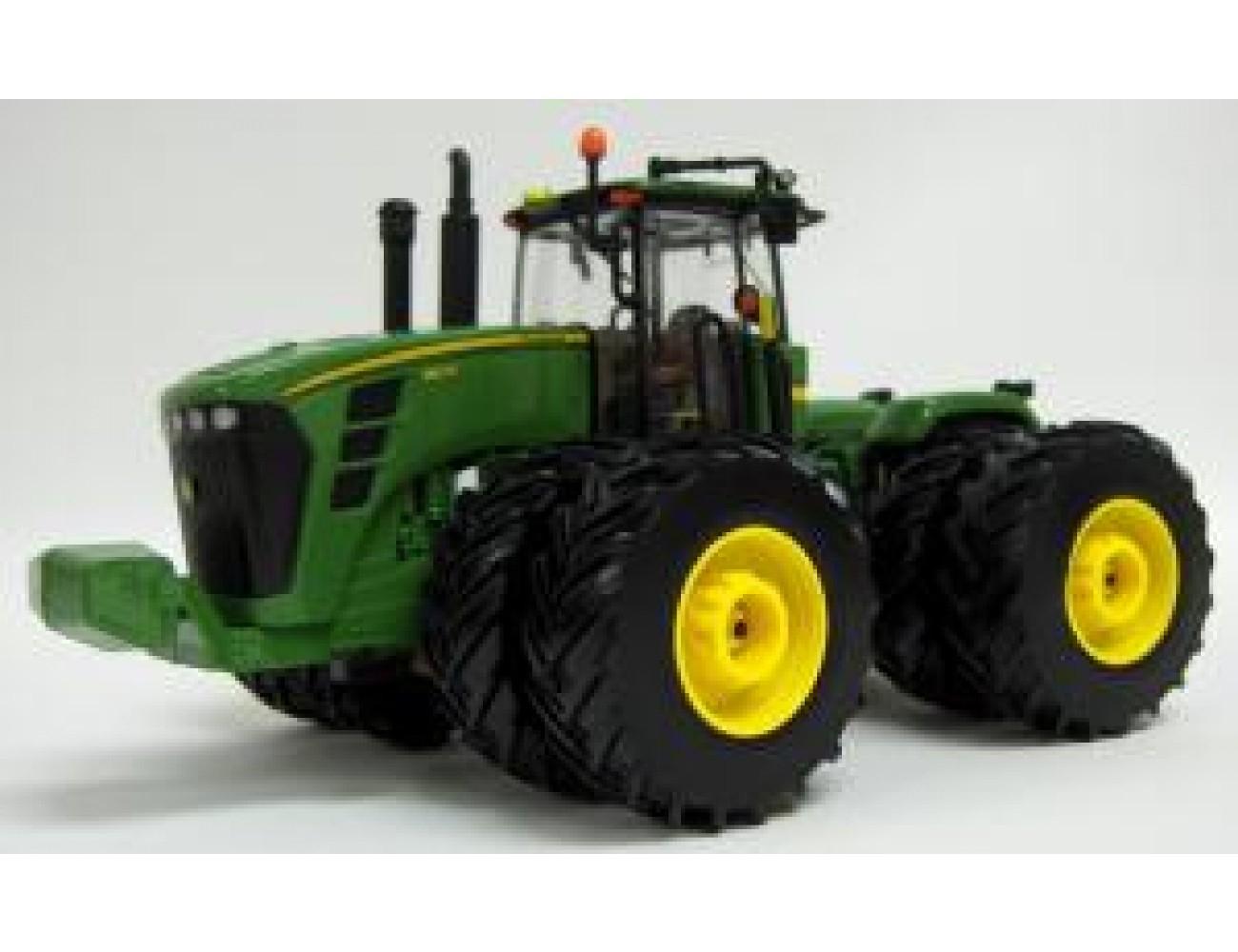 Tracteur Articulé John Deere 9630 Version Us avec Dessin Animé De Tracteur John Deere