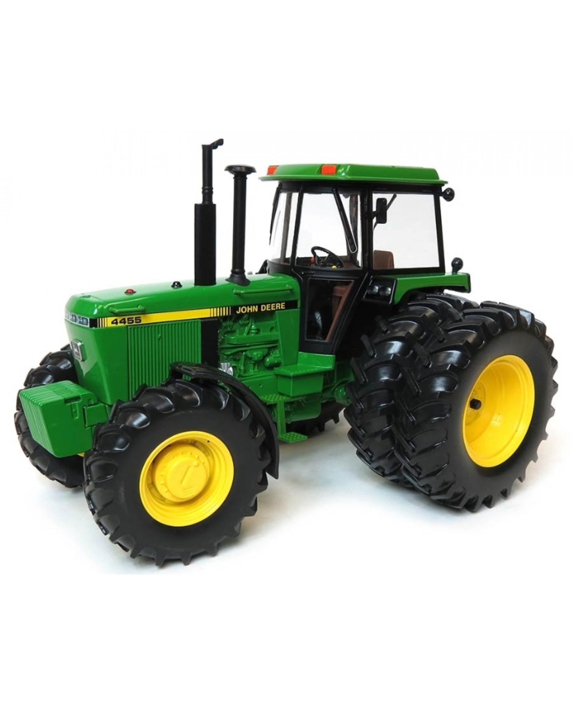 Tracteur John Deere 4455 - 25Ème Anniversaire tout Dessin Animé De Tracteur John Deere