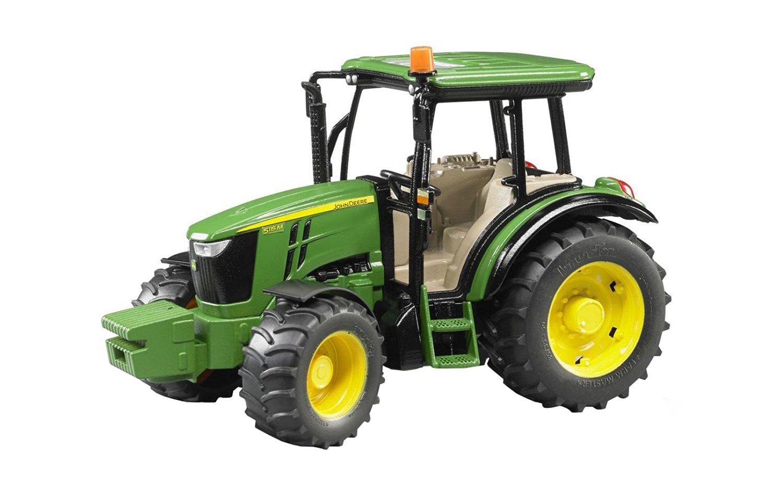 Tracteur John Deere 5115M - Bruder 02106 dedans Dessin Animé De Tracteur John Deere