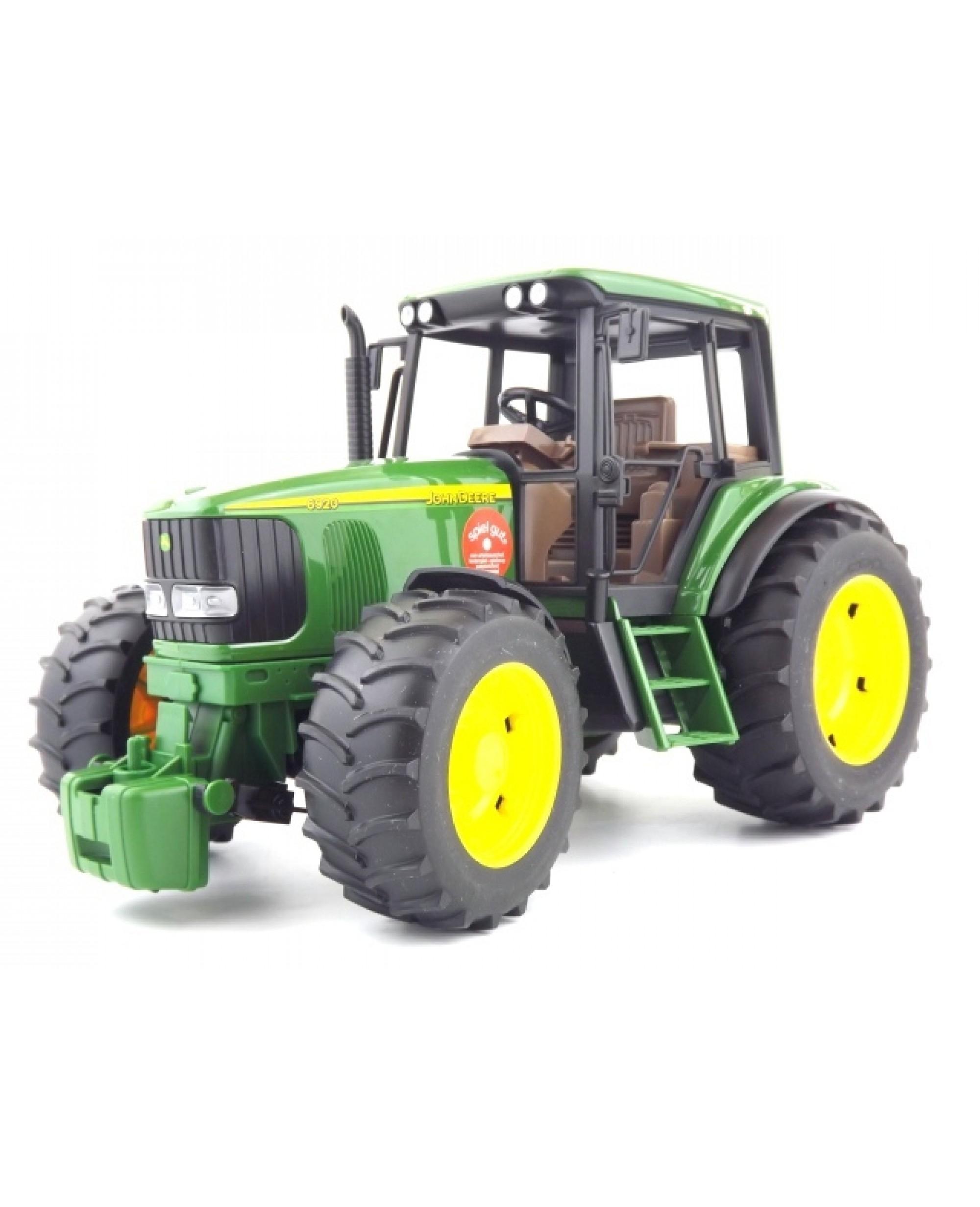 Tracteur John Deere 6920 Jouet Bruder serapportantà Dessin Animé De Tracteur John Deere