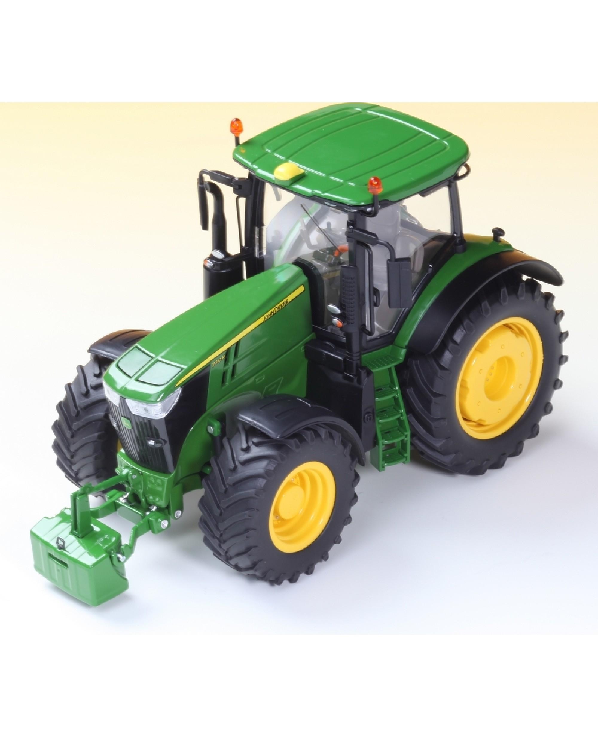 Tracteur John Deere 7310R concernant Dessin Animé De Tracteur John Deere