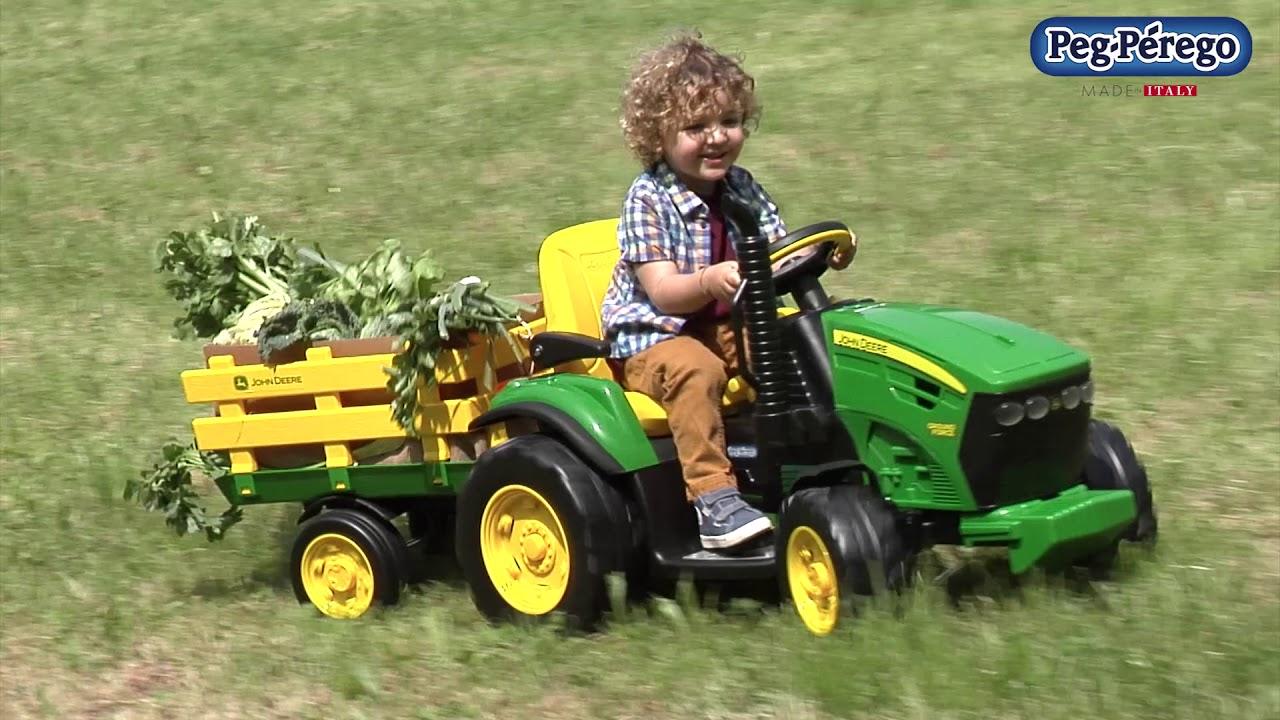 Tracteur John Deere destiné Dessin Animé De Tracteur John Deere