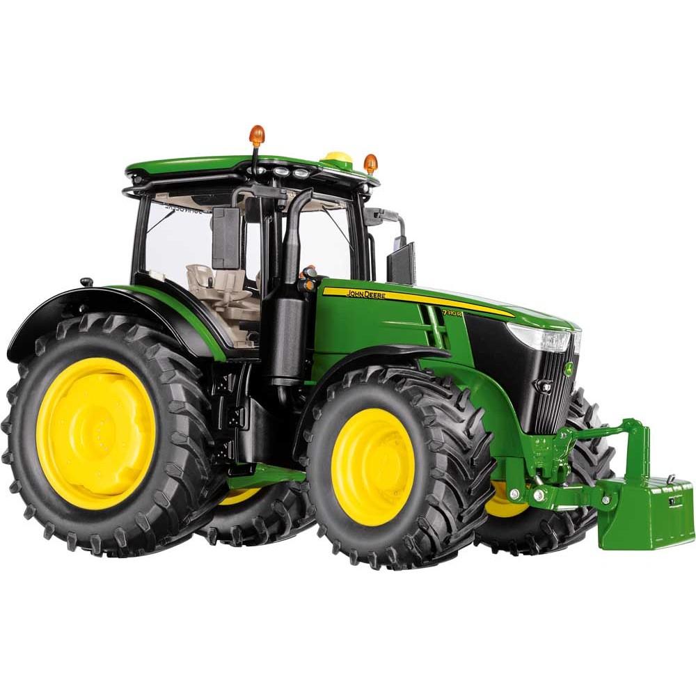 Tracteur John Deere Par Wiking, De John Deere - Miniatures encequiconcerne Dessin Animé De Tracteur John Deere
