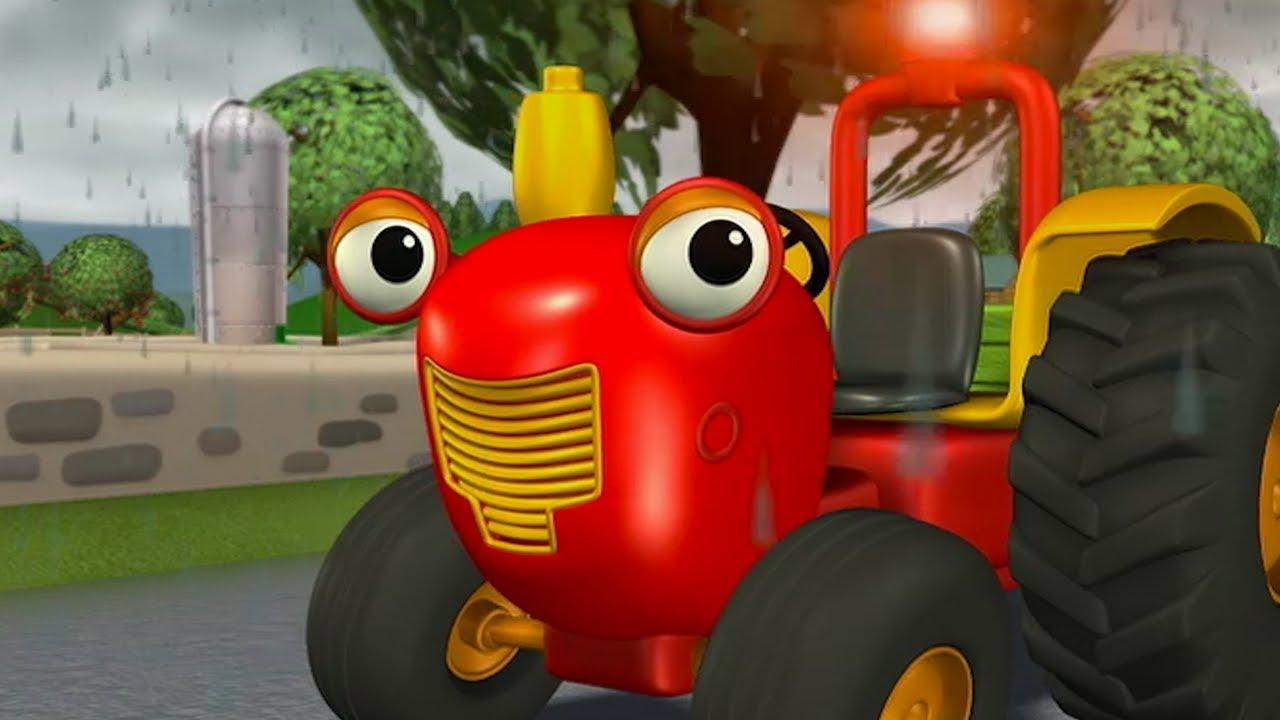 Tracteur Tom - Chaine Officielle En Streaming à Sam Le Tracteur Dessin Anime