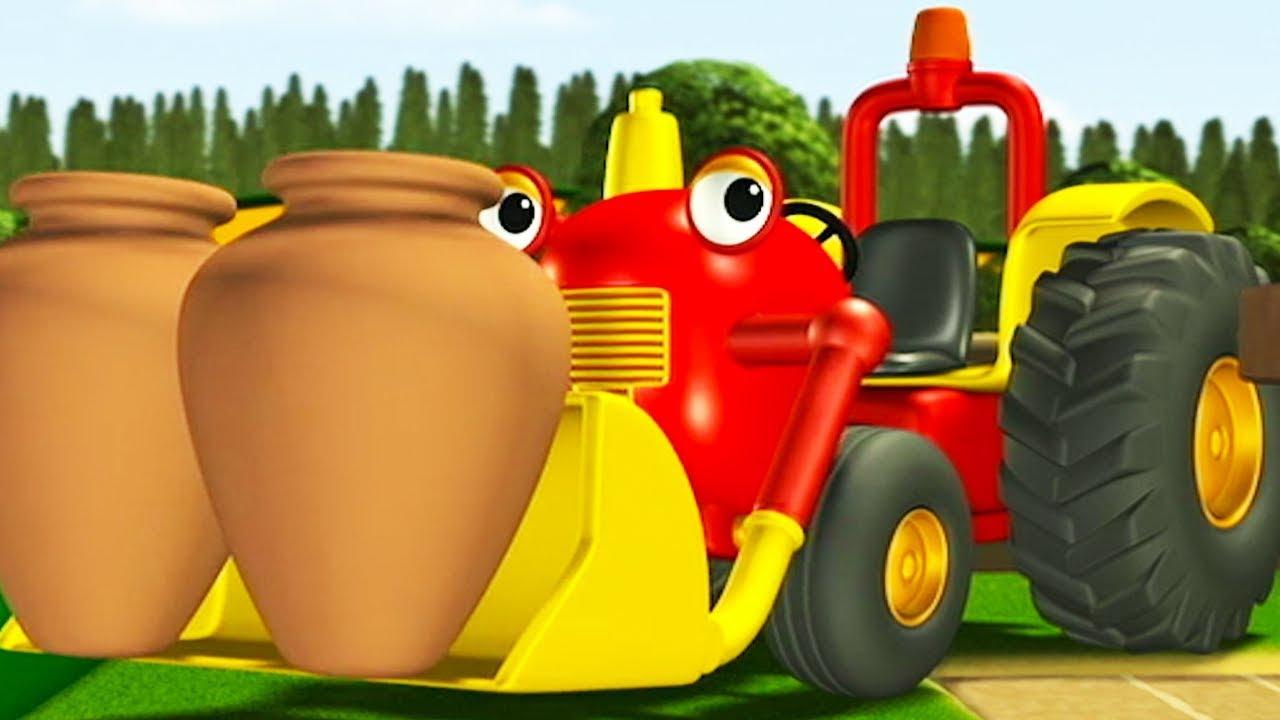 Tracteur Tom - Chaine Officielle En Streaming dedans Sam Le Tracteur Dessin Anime