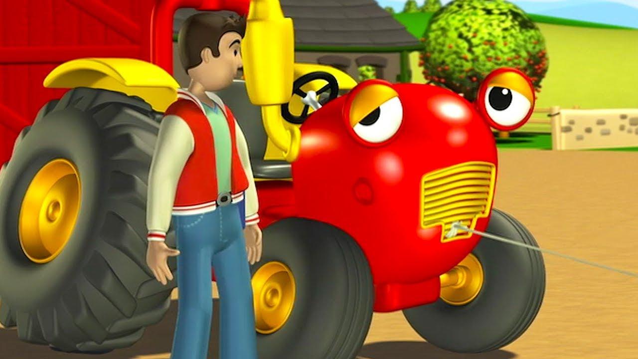 Tracteur Tom - Chaine Officielle En Streaming encequiconcerne Sam Le Tracteur Dessin Anime