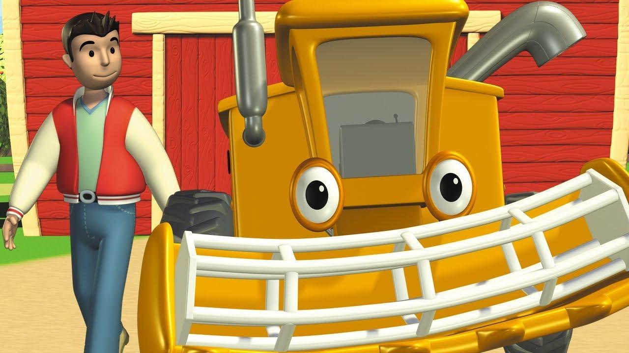 Tracteur Tom - Chaine Officielle En Streaming pour Sam Le Tracteur Dessin Anime