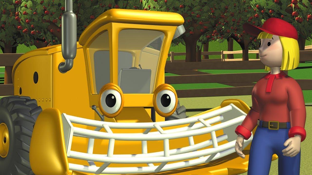 Tracteur Tom ? Jules Et Les Extra Terrestres ? Dessin Anime intérieur Sam Le Tracteur Dessin Anime
