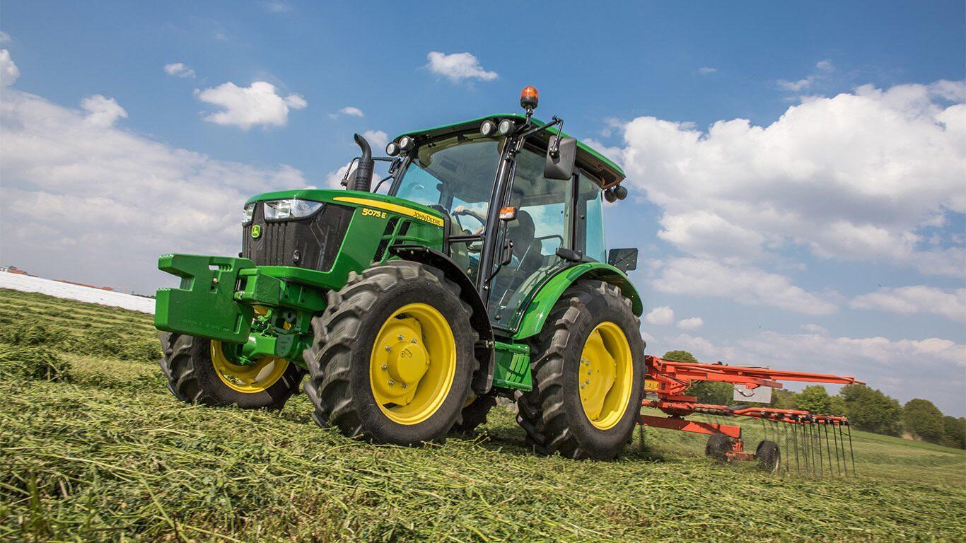 Tractors | Agriculture | John Deere Uk & Ie tout Image Tracteur John Deere