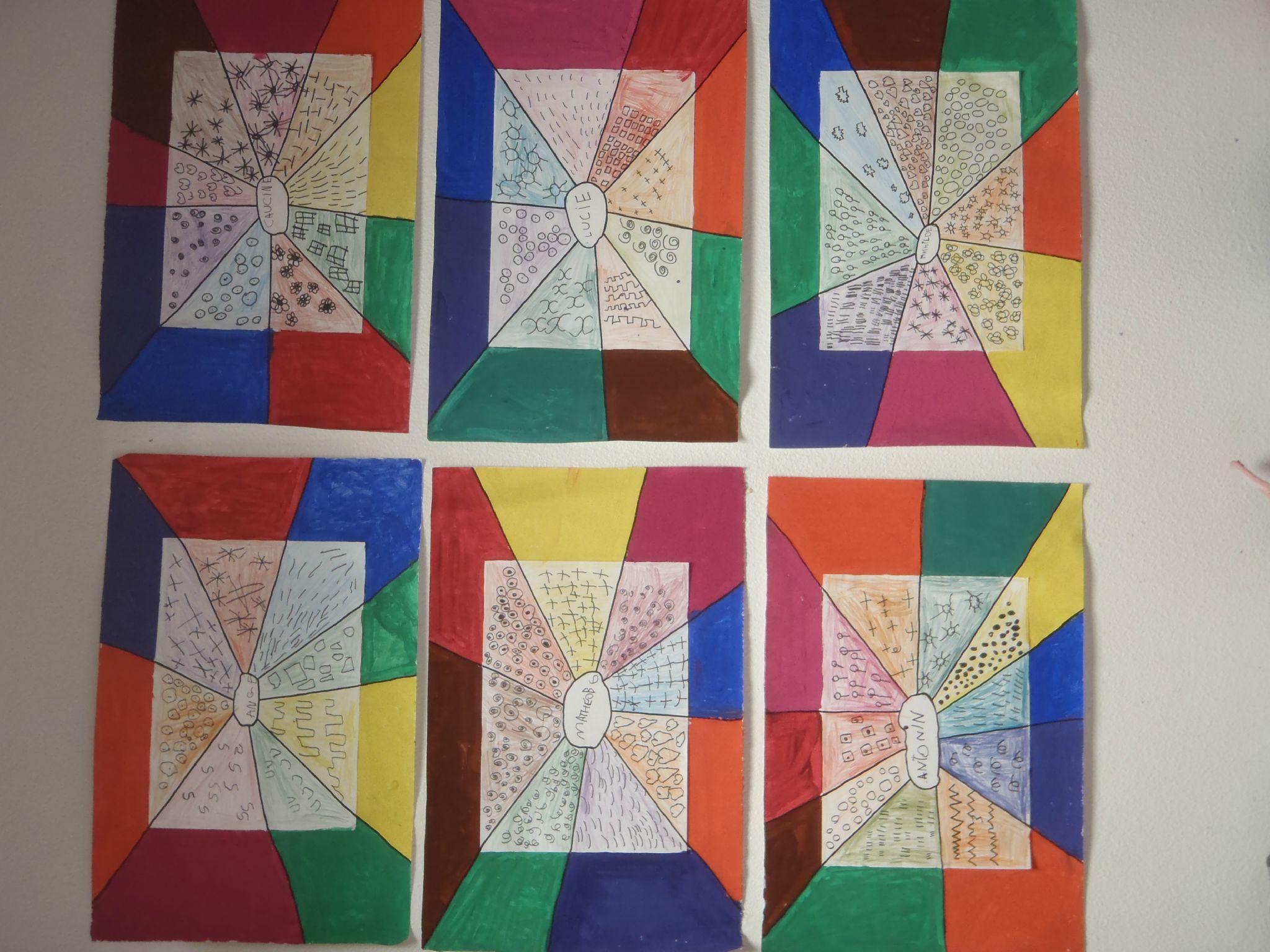 """Travail Autour Du Graphisme Gs 2012 - Photo De Mes """"élèves encequiconcerne Graphisme En Gs"""