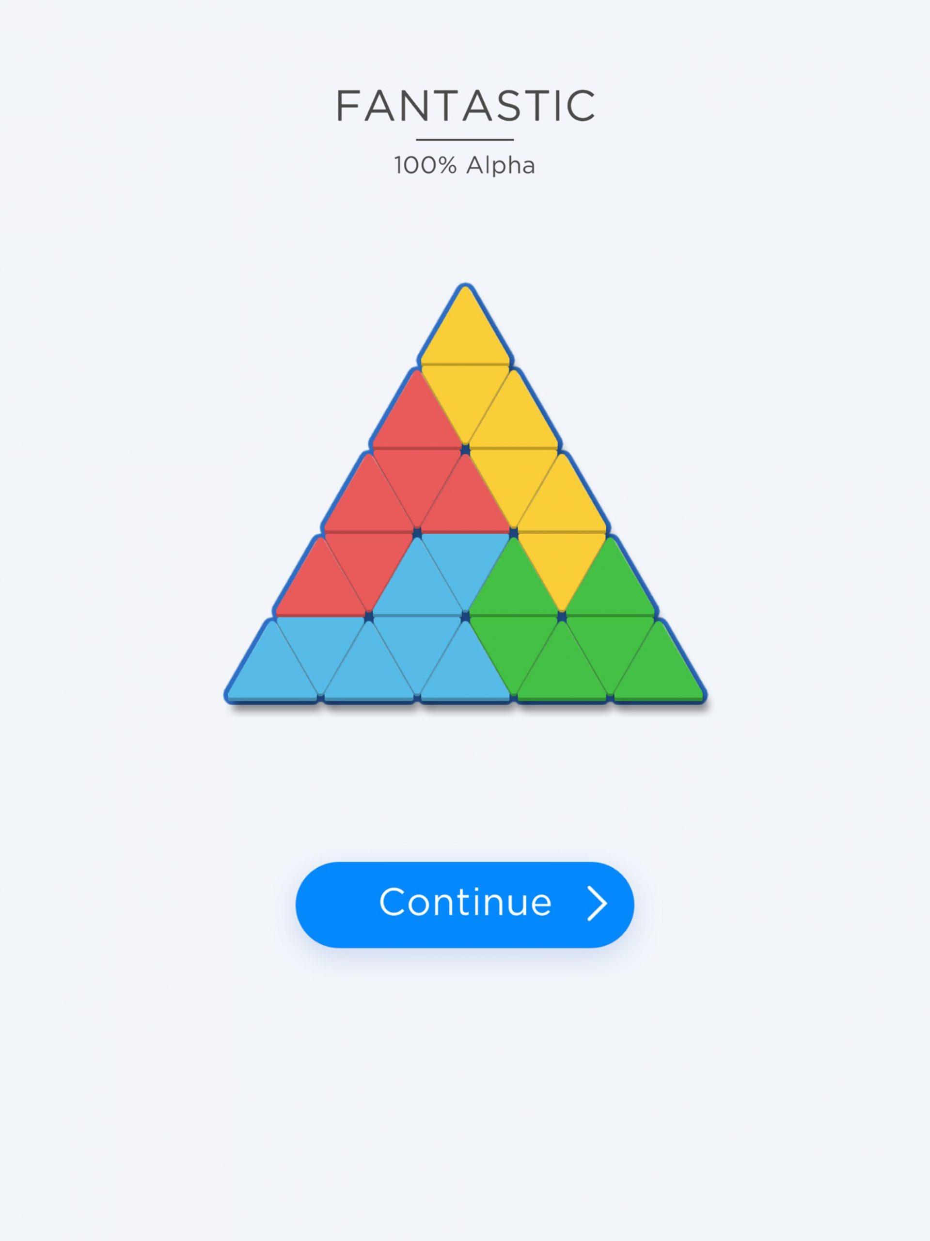 Triangle Tangram For Android - Apk Download serapportantà Tangram Simple