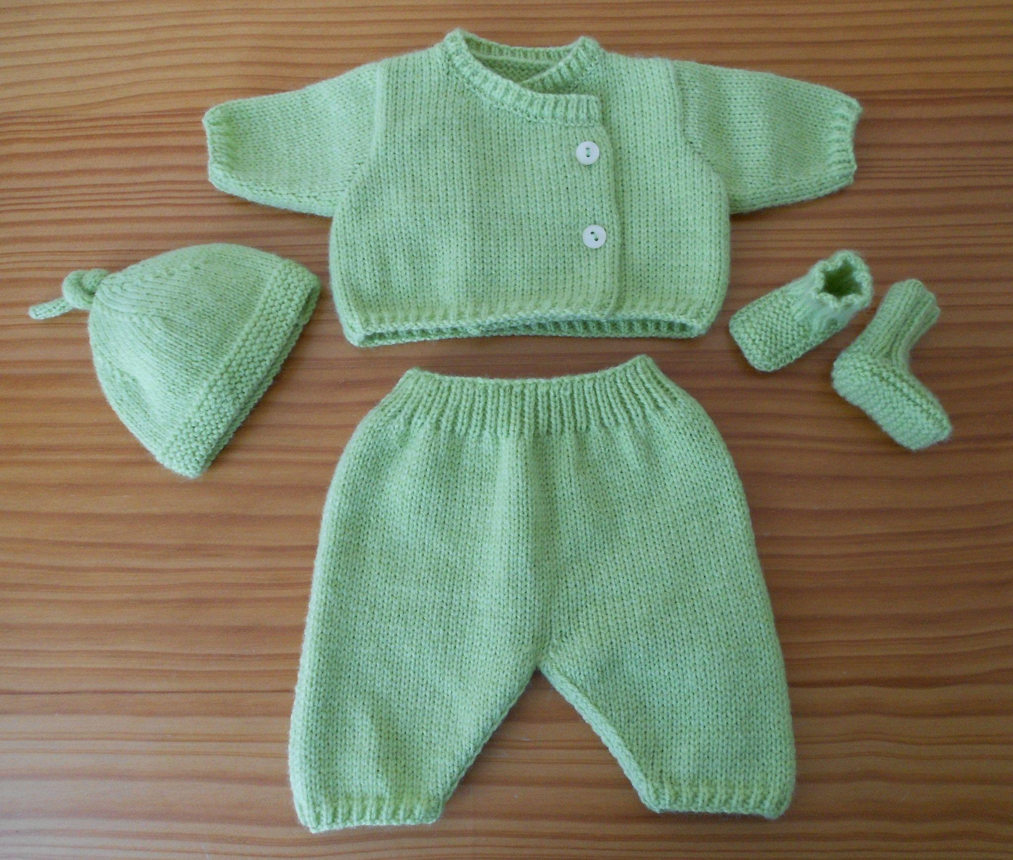 Tricot Layette Bébé - L'univers Du Bébé tout Jeux Gratuit Facile Pour Garcon