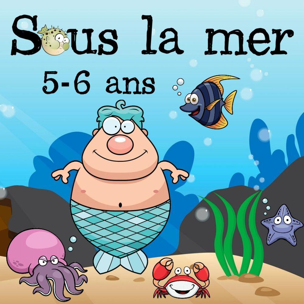 Triton-5-6-Ans | Sous La Mer, Chasse Au Trésor destiné Jeux Gratuits Pour Enfants De 5 Ans