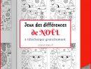 Trouve Les Différences : 11 Modèles De Noël À Imprimer destiné Jeux Des Differences Gratuit