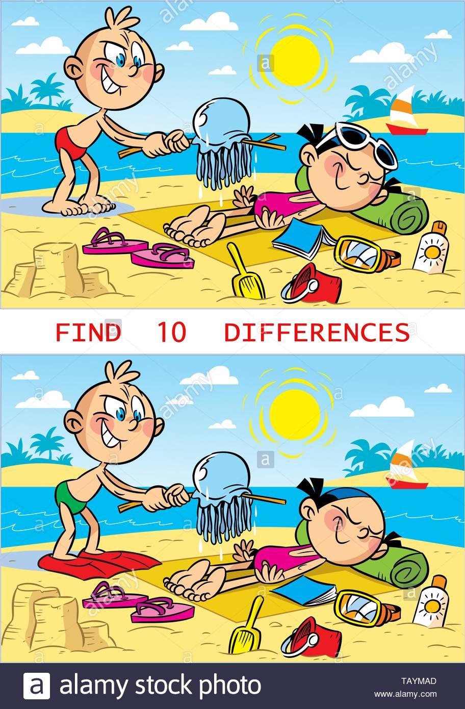 Trouver Des Différences Photos & Trouver Des Différences encequiconcerne Trouver La Différence