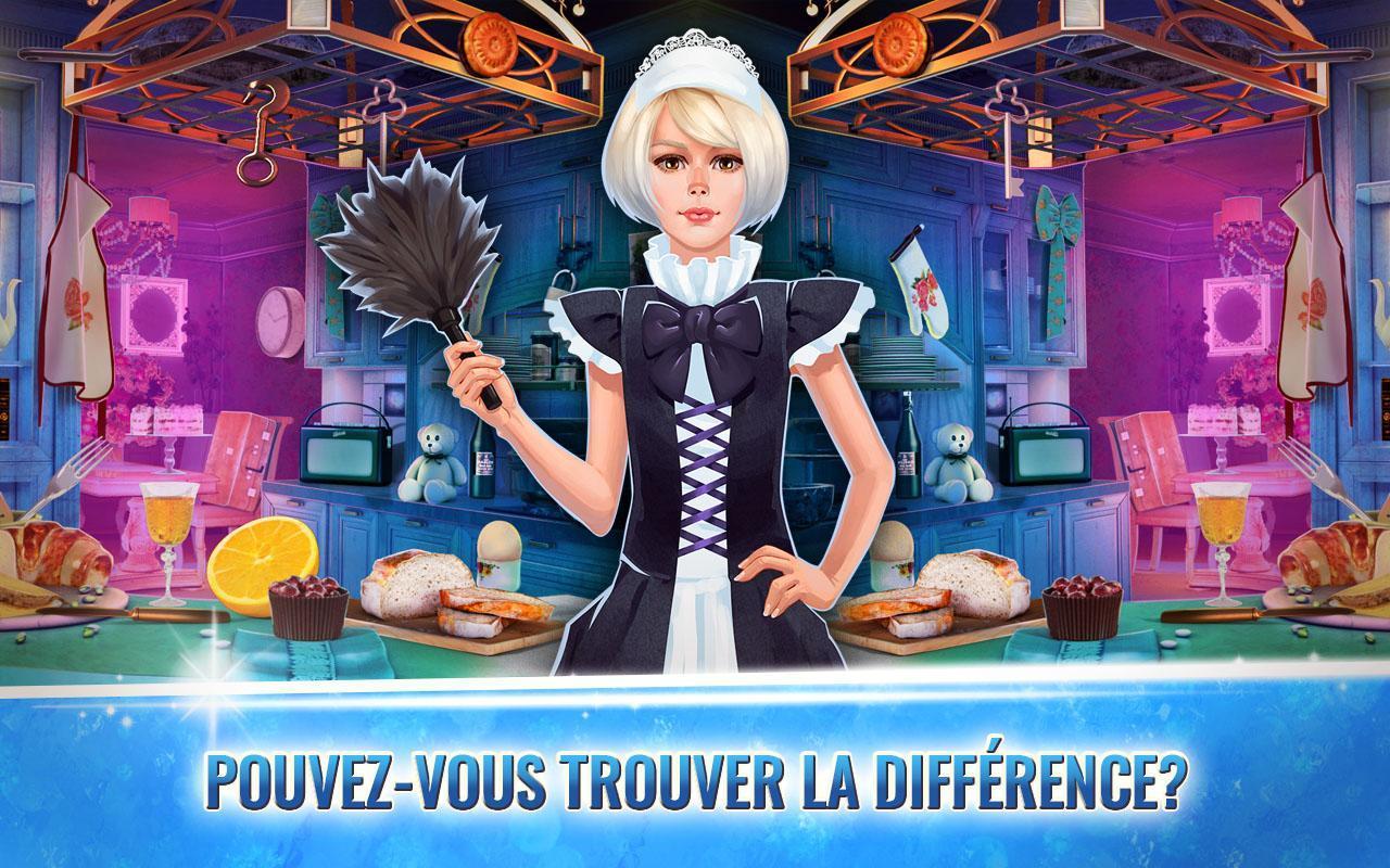 Trouver La Différence Maison - Jeu Des Erreurs Pour Android dedans Trouver La Différence