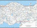 Turquie Carte Et Image Satellite dedans Carte De France Grande Ville