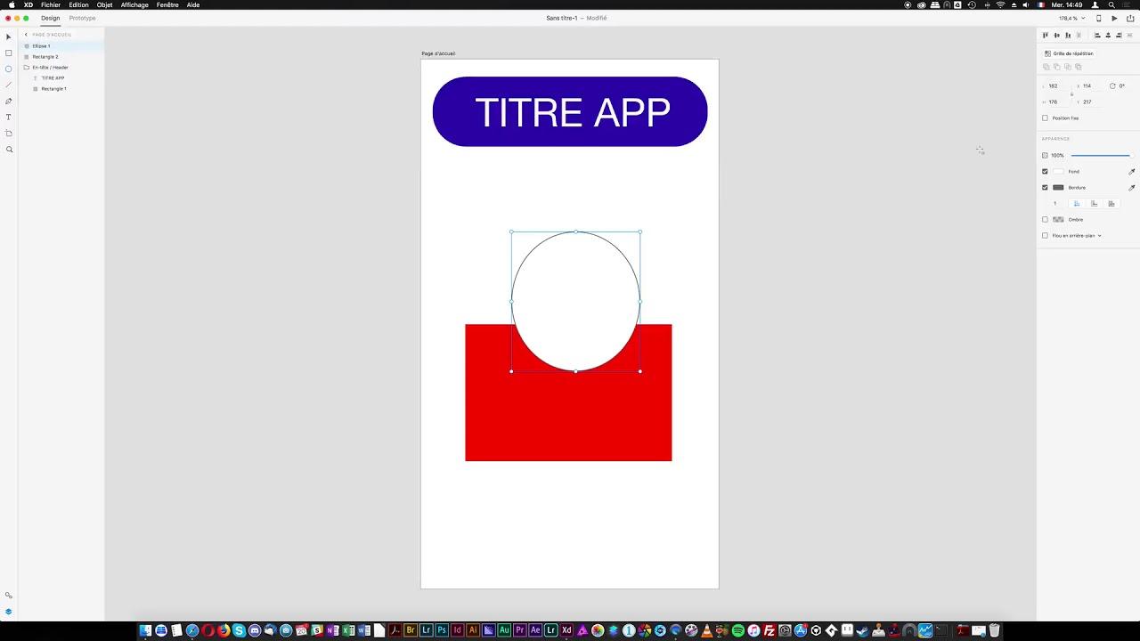 Tuto Gratuit : Bien Débuter Avec Adobe Xd Experience Design dedans Jeu De Difference Gratuit