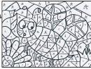 Un Abécédaire En Coloriage Magique (Partie 1) - La Maîtresse à Coloriage Magique Gs À Imprimer