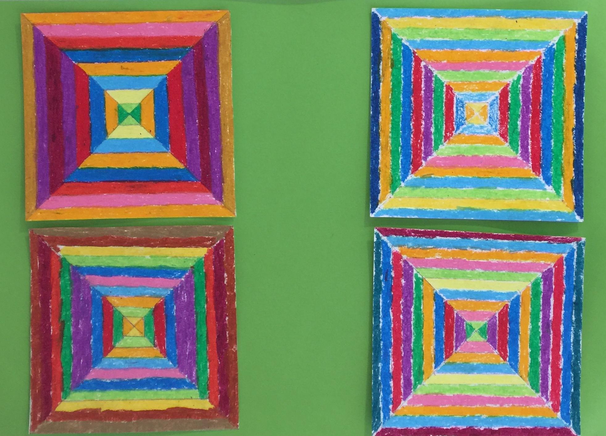 Un An D'arts Plastiques En Segpa (Ou Cycle Iii) - Charivari destiné Arts Visuels Symétrie