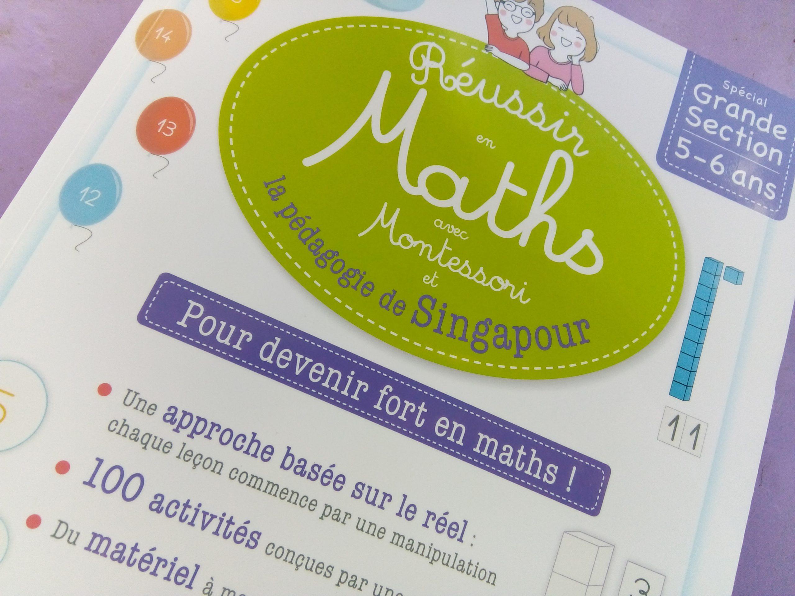 Un Cahier D'activités D'introduction Aux Mathématiques Avec destiné Cahier D Activité Maternelle