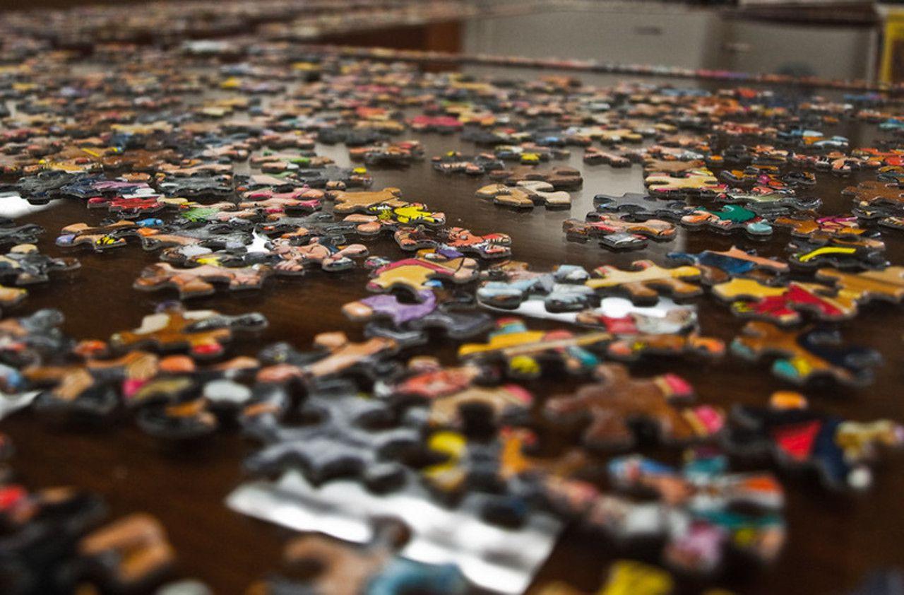 Un Concours De Puzzle Organisé Pour La Première Fois À destiné Puzzles Gratuits Sans Téléchargement